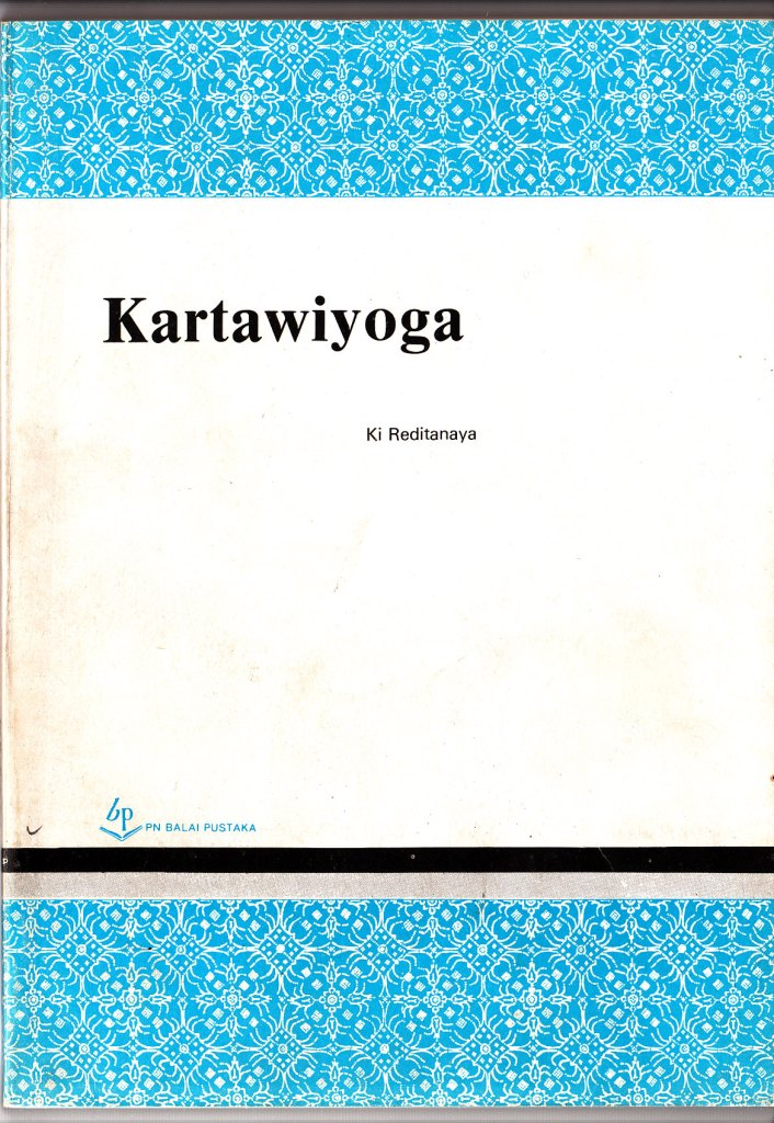 Jadi dua buku ini, tulisan Pak Hardjowirogo dan Hadisoetjipto, saling