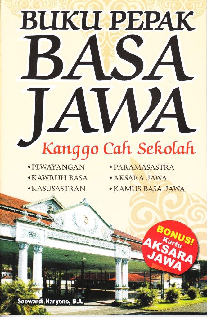 Pepak Bahasa Jawa Lengkap Pdf