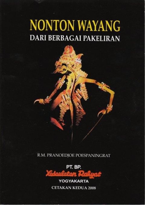 ; bahasa Indonesia + abstract dalam bahasa Inggris, gambar wayang
